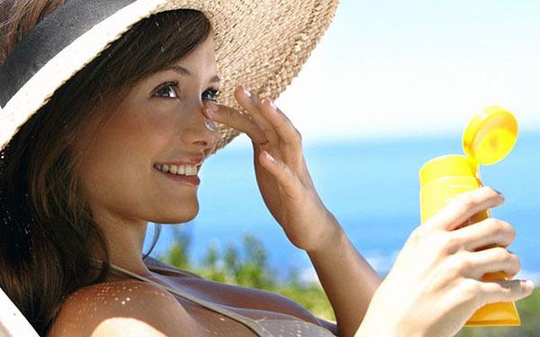 защита кожи лица от ультрафиолета