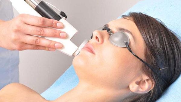 лечение купероза лазером