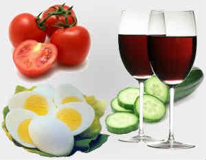диета белково-овощная