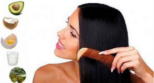 домашний уход за жирными волосами