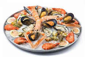 питание для похудения морепродукты