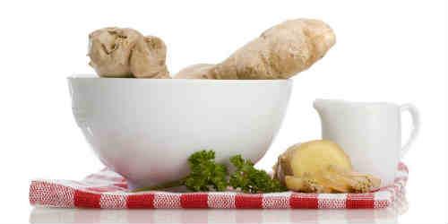 рецепты приготовления имбиря для похудения