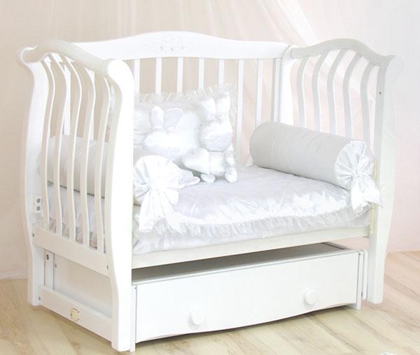 как правильно выбрать кроватку для ребенка