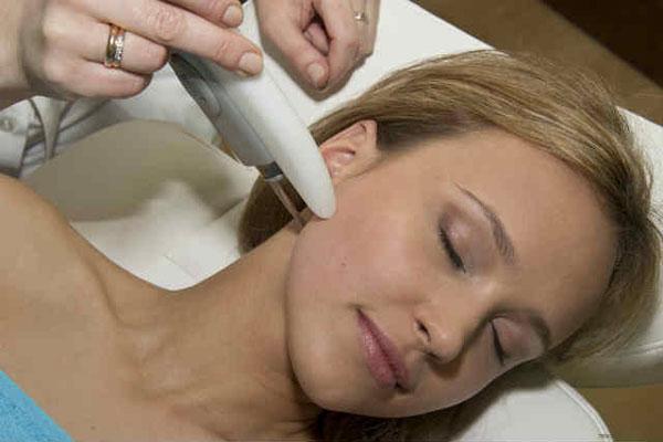 эффективное омоложение лица лазером