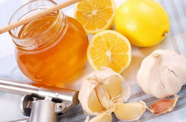 тибетский рецепт молодости с чесноком лимоном медом