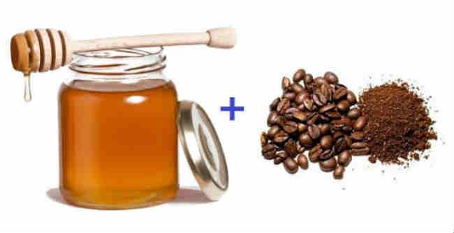 маска для волос мед кофе