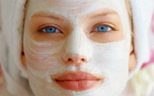 витамин C маски для лица