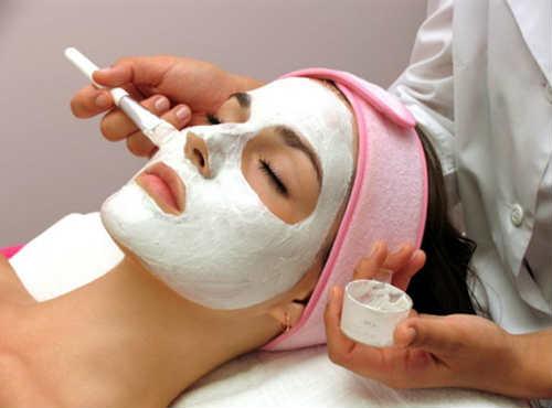 маска с витамином C для лица