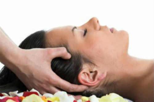 Выпадение волос массаж головы