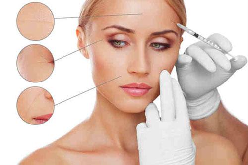 инъекционное омоложение кожи