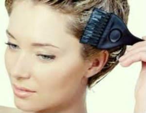 окрашивание волос по правилам