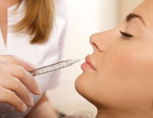 омоложение лица с помощью гиалуроновой кислоты