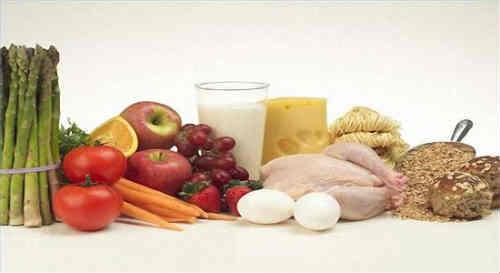 полезные продукты питания список