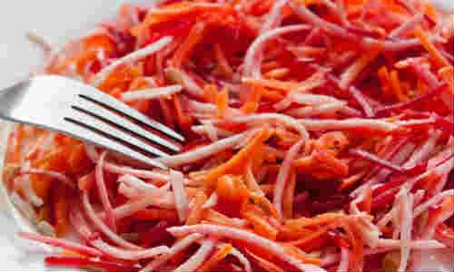 похудение рецепт салата с имбирем