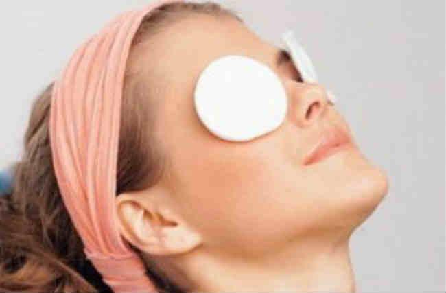 применение масок от морщин вокруг глаз