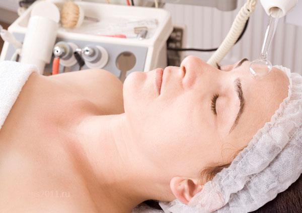 озонотераия для омоложения кожи лица