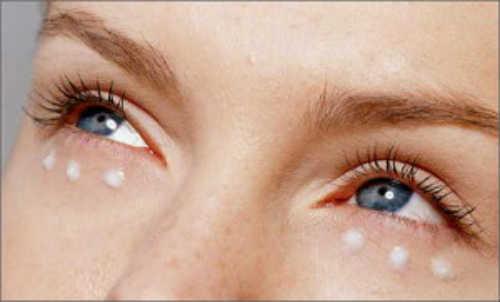 уход за кожей вокруг глаз этапы