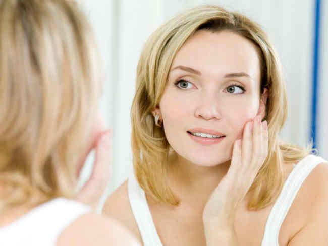 лекарственные средства для ухода за кожей лица