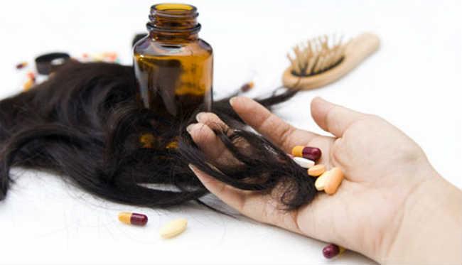 витамины против выпадения волос