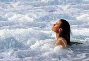 защита волос от солнца и воды