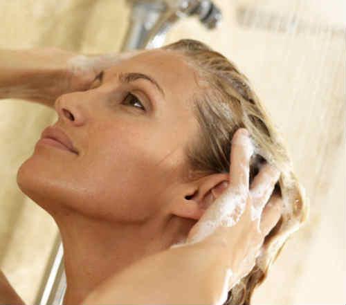 уход за волосами как мыть