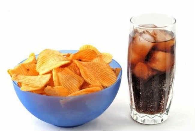 5 самых вредных для здоровья продуктов